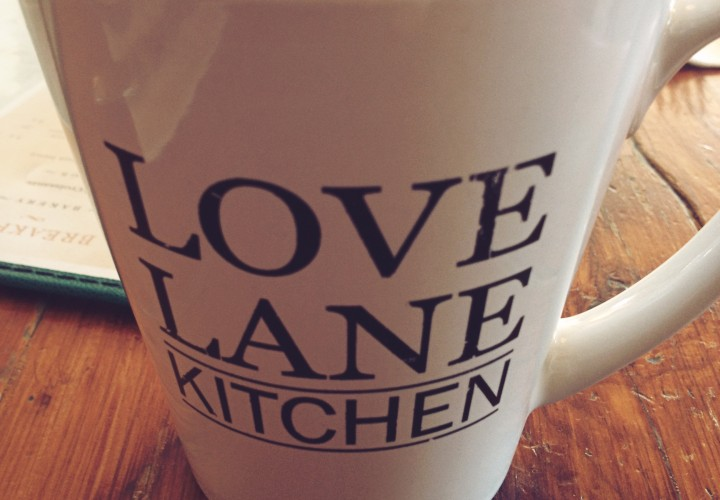 The Bottomless Coffee at Love Lane is reason enough to wake up in the AM....and stay all day.