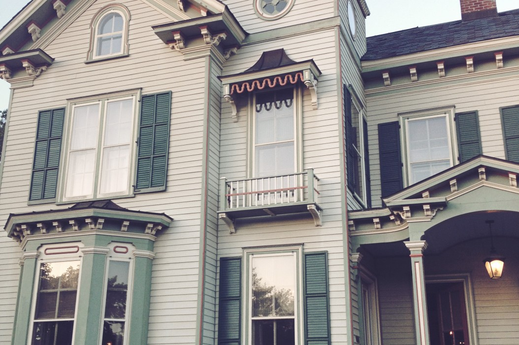 This Inn \ Eatery was built in 1863. Which makes it older than most of the shoes at the bottom of your closet.