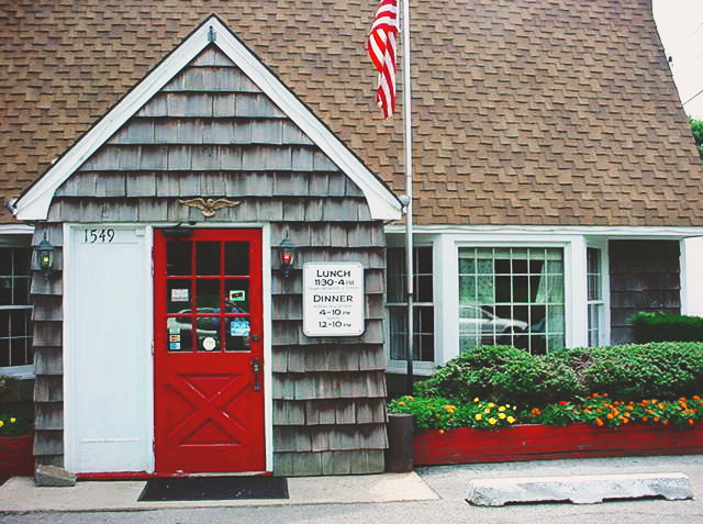 A Local's Joint And Everything That's Good About Meat in Jamesport, NY.