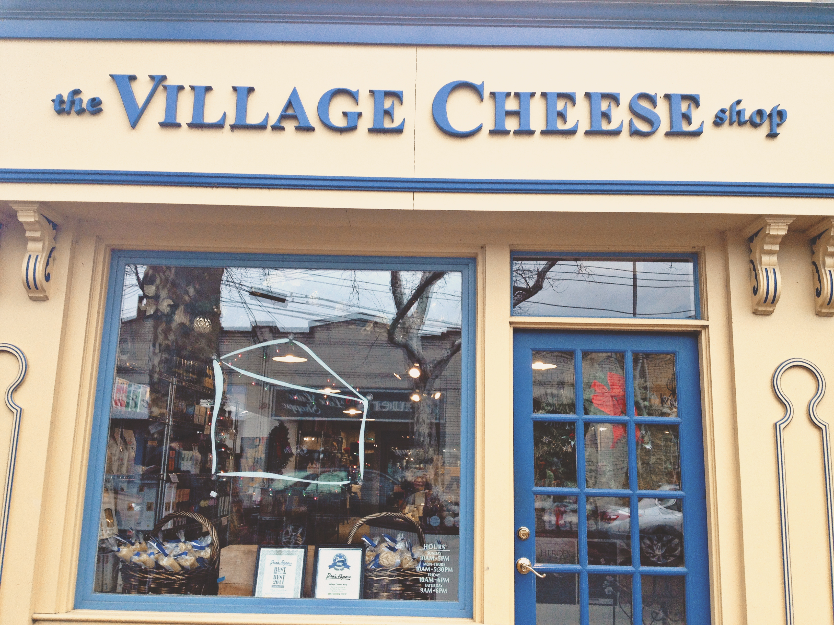 The Village Cheese Shop | Northfork'd | A city girl with ...