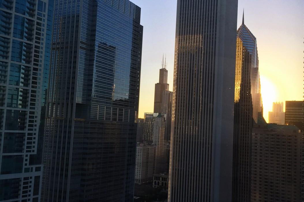 Tall. Modern. Not New York.